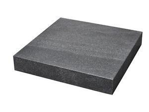 WABECO Granit Messplatte 450x450x75 Prüfplatte Tuschierplatte Messtisch 11395