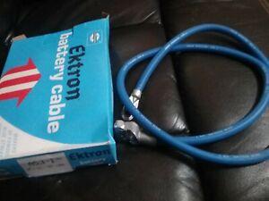 "Battery Cable Standard Ektron A53-1 1 gauge 53"" long"