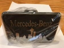 """@Brand New+OEM Mercedes-Benz Space Needle 2"""" Trailer Hitch Cover,GL,ML,GLE,GLS@"""