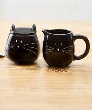 Purrfect Cat Lover Tabletop Serving Cream & Sugar Set