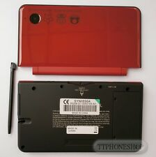 Red Full Housing Shell Case Repair Part For DSi XL / DSi LL /Limited Edition UK