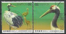 ˳˳ ҉ ˳˳C1419-20 Japan Commemorative Meeting of Ramsar Convention 1993  Birds