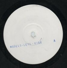 """MODELS    Rare 1986 Aust Promo Only 7"""" Mint OOP Test Pressing Single """"Lets Kiss"""""""