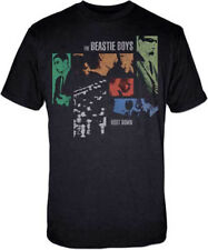 Beastie Boys-Root Down-X-Large Black  T-shirt