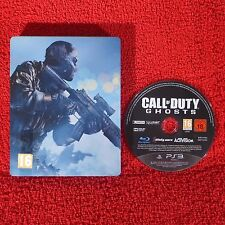 Call OF DUTY GHOSTS-PlayStation 3 PS3 ~ STEELBOOK