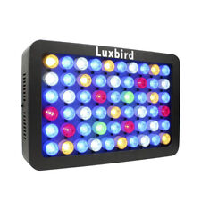168W Luxbird Marine Aquarium LED Lighting FULL SPECTRUM Reef LPS Fish Tank 240v