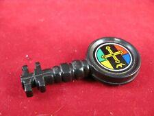 Vintage Bandai Voltron Lionbot Golion Black lion key nice shape plastic