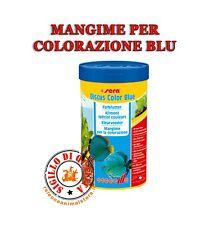 Sera Discus Color Blue 250ml Mangime per la colorazione per Discus blu/verdi
