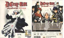 JAPAN DVD Anime D.Gray-Man Complete Series Tv 1-103  Boxset English