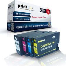 4x XXL Tintenpatronen für Canon Maxify-MB5300Series Maxify - Drucker Light Serie