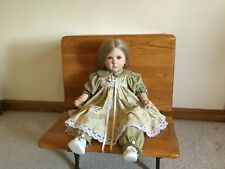 """Lloyd Middleton Royal Vienna Doll Collection - """"Chloe"""" by Cheri McAfooes"""