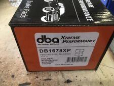 DB1678 DBA EXTREME PERFORMANCE FRONT DISC PADS WRX-STI 2004 -2007