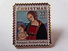 Madonna Child Christmas Perugino Gallery Art Stamp 1986 Scott #2244 22c pin NEW