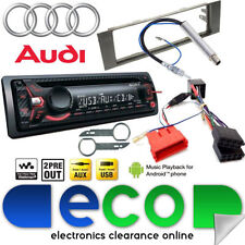 Car Stereos & Head Units with CD Player for Audi 2000