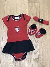 Größe 0-18 Monate Baby Body Fußball Länderbody Brasilien