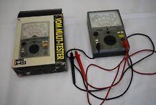 Vintage VOM Multi-Tester Protek A-423 Meter in Original Box