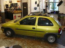 Opel Corsa Bezug für Faltdach Faltschiebedach inkl. Dämmung NEU!