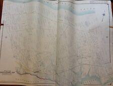1909 BELCHER HYDE RIVERHEAD JAMESPORT AQUEBOGUE LONG ISLAND NY ATLAS MAP PLAT