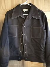 Vintage Capucci Sportwear Mens Retro Jacket Brown size 42