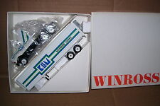 "1992 KLLM ""Nationwide Carrier"" Winross Diecast Delivery Trailer Truck Dew Line"