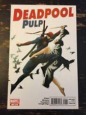 Deadpool Pulp #1 (Marvel) Free Combine Shipping