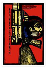 Movie Poster for KELLY Machine Gun.Gangster film.Noir.Al Capone masacre.Mob art.
