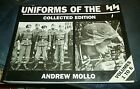 Uniforms of the SS Collected Edition  Volumes 1-6.   Andrew Mollo  flames of war