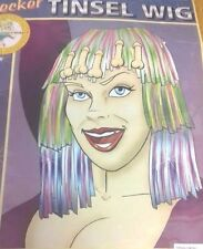 Willy Tinsel Wig Hen Party - Fancy Dress