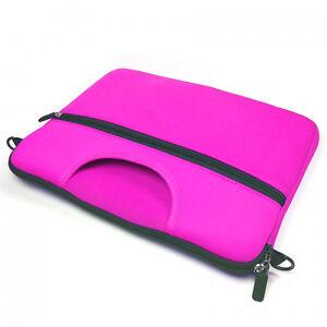 """Neoprene Laptop Messenger Shoulder Carrying Bag Pouch for Lenovo 11.6"""" 13.3"""""""
