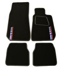 BMW e30 Left Hand Drive série 3 Sur Mesure Tapis De Voiture ** Deluxe Qualité ** 1991 199