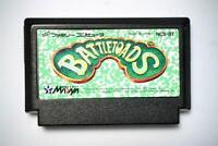 Famicom Battletoads Japan FC game US Seller