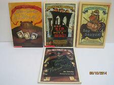 The Time of Warp Trio Books by Jon Scieszka, Lot of 7 Books