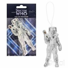 New Doctor Who Cyberman Car Air Freshener Retro Official