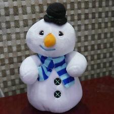 "Doc McStuffins friend  Snowman Chilly 6"" Stuffed Doll Plush"