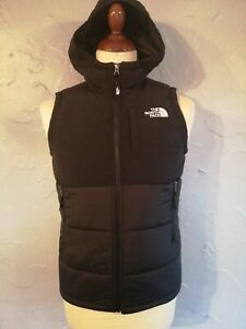 The North Face peak Youth/junior Large Gilet Free Postage