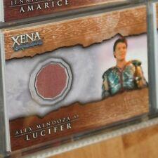 """XENA WARRIOR PRINCESS COSTUME / PIECEWORKS CARD C13 Alex Mendoza as """"Lucifer"""""""