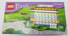 LEGO Friends Brick Calendar - Retired Set 850581 - BRAND NEW IN BOX SEALED  RARE