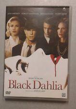 Dvd BLACK DAHLIA (n)