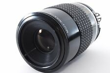 Nikon Ai-s Micro Nikkor 105mm f4 f/4.0 Telephoto Prime MF lens As-Is from Japan