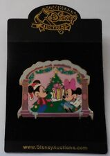 Disney Pin Disney Auctions Mickey & Minnie Mouse (Jumbo Pin) LE100