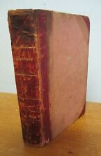 MISCELLANY circa 1803, Speech of Logan, Thomas Jefferson, Peter Pindar +, Rare