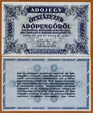 Hungary, 500,000 Adopengo, 1946, Pick 139b, aUNC