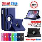 For Samsung Galaxy Tab A7 Lite SM-T220 T225 360 Rotate Flip Leather Case Cover