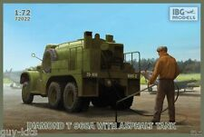 CAMION-CITERNE ASPHALTE  DIAMOND T 968A, US. ARMY - KIT IBG Models 1/72 n° 72022