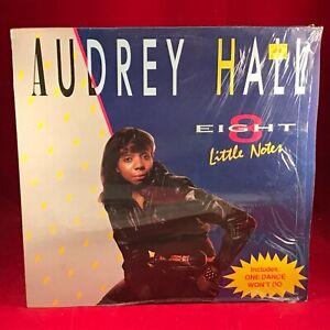 AUDREY HALL Eight Little Notes 1985 UK vinyl LP EXCELLENT CONDITION B