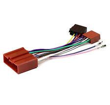 Radio Adapter Kabel ISO für MAZDA MX-5 RX-8 Xedos Premacy Tribute