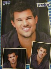 Taylor Lautner, Full Page Pinup