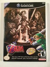 The Legend of Zelda Ocarina of Time - Gamecube - Replacement Case - No Game