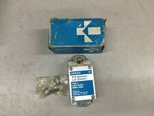 NEW IN BOX GOULD R.B. DENISON LOX-SWITCH L100WNS LIMIT SWITCH