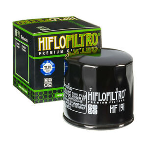 Oil Filter Motorcycle HIFLO HF191 For Triumph Sprint Rs - 955 Cc - Years: 2001 -